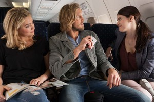 Alexnadra Daddario and Kate Upton The Layover