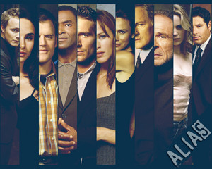 Alias fan Art da All Alias