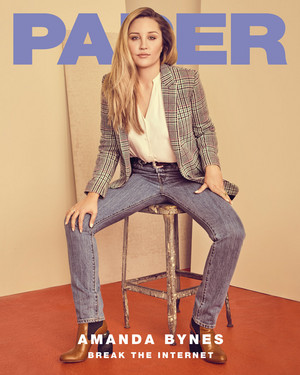 Amanda Bynes - Paper Magazine Photoshoot - 2018
