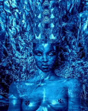 Ancient Igbo African Mother Goddess Marine Marmaid Mami Wata Ezenwanyi Nwe Mmiri Sirens Of The Sea S