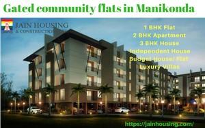Apartments for sale in Manikonda