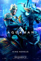 Aquaman (2018) Character Poster - Dolph Lundgren as King Nereus - dceu-dc-extended-universe photo