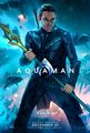 Aquaman (2018) Character Poster - Willem Dafoe as Nuidis Vulko - aquaman-2018 photo