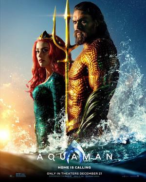Aquaman (2018) Poster