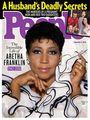 Aretha Franklin - people-magzine photo