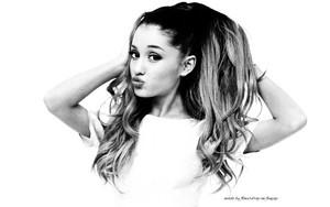 Ariana Grande fondo de pantalla