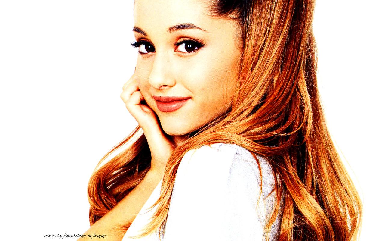 Ariana Grande Wallpaper The Rowdy Girls Wallpaper Fanpop