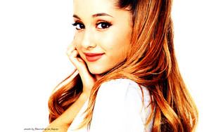 Ariana Grande karatasi la kupamba ukuta
