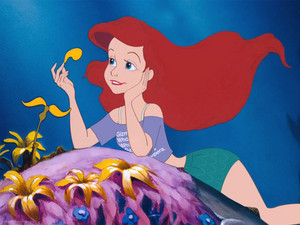 Ariel in her WiR2 casual attire