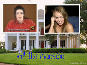 At the Mansion