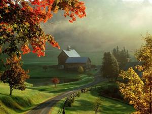 Autumn Fall Scenery autumn 35580374 500 375