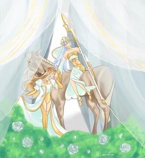 Azura and Corrin