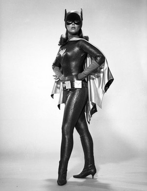 Batgirl (b/w)