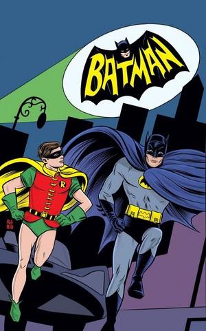 蝙蝠侠 comic art