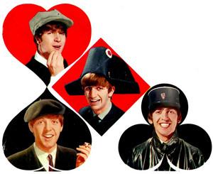Beatle Cards