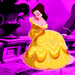 Beauty and the Beast Icon - belle icon