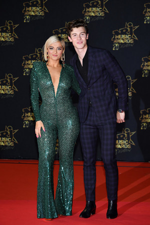 Bebe Rexha and Shawn Mendes