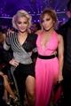 Bebe and Jennifer Lopez