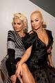 Bebe and Rita Ora