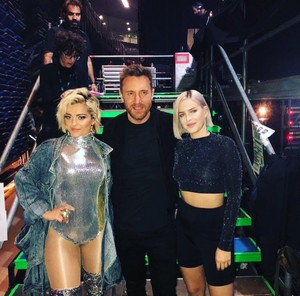 Bebe with David Guetta and Anne Marie