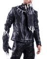 Black Panther Costume - halloween photo