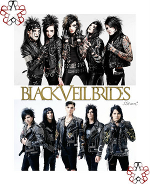 Black Veil Brides ~then and now