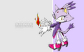Blaze the Cat - blaze-the-cat wallpaper
