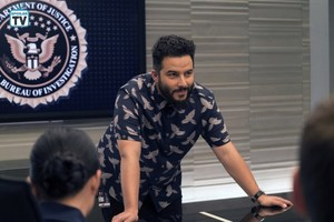Blindspot - Episode 4.03 - The Quantico Affair - Promotional mga litrato
