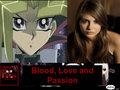 Blood, Love and Passion - yami-yugi fan art