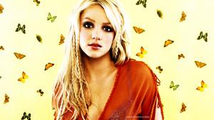 Britney वॉलपेपर