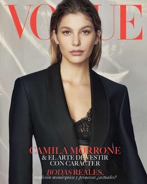 Camila Morrone for Vogue Mexico [May 2018]