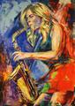 Candy Dulfer - cherl12345-tamara fan art
