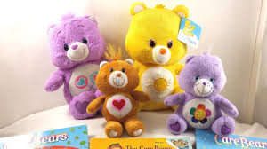 Care Bears And Storybooks