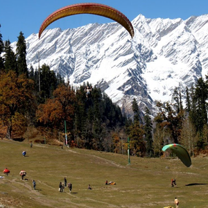 Chandigarh to Manali Taxi Service – OmTourTravel