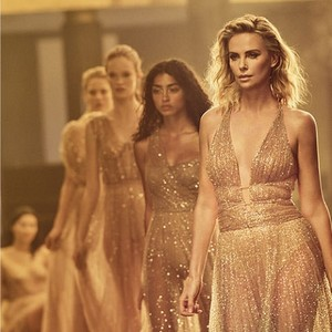 Charlize Theron for Dior J'adore Absolu [2018 Campaign]