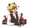 Chat Noir - miraculous-ladybug fan art