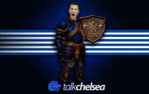 Chelsea FC WP Eden Hazard in Armour