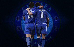 Chelsea FC WP Lampard and Terry