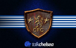 Chelsea FC WP Metal Shield