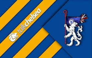 Chelsea FC WP Yellow White Lion TalkChelsea