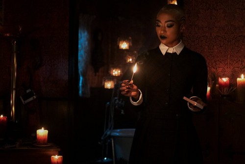 Chilling Adventures of Sabrina wallpaper titled Chilling Adventures of Sabrina: A Midwinter's Tale - Prudence