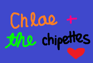Chloe and the chipettes वॉलपेपर
