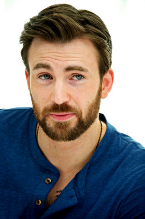 Chris Evans ~Captain America Winter Solider Press Release 2014