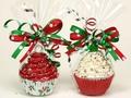Christmas cupcakes - christmas photo