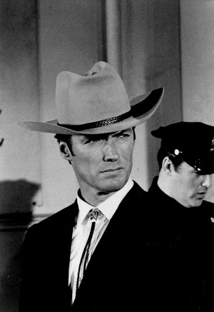 Clint Eastwood in Coogan's Bluff (1968)