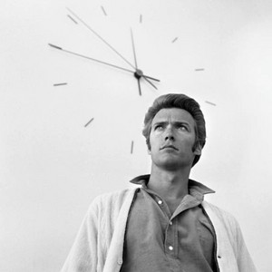 Clint Eastwood (photo shoot for CBS Televisione in 1960)