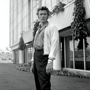 Clint Eastwood (photo shoot for CBS television in 1960)