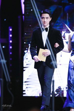 D.O @ 39th Blue Dragon Awards