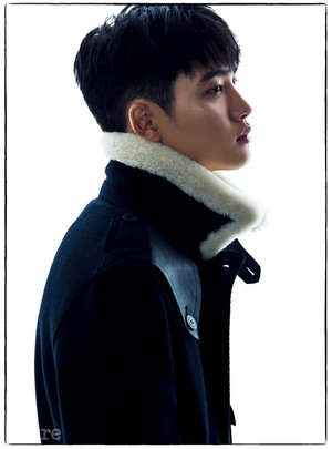 D.O. @ Allure Korea