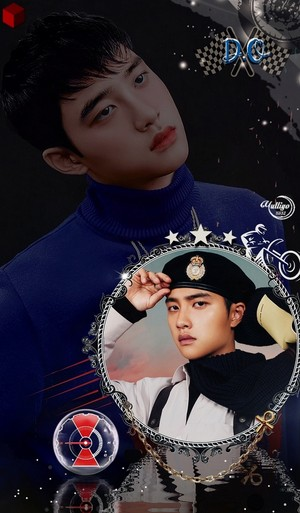 D.O #LOCKSCREEN